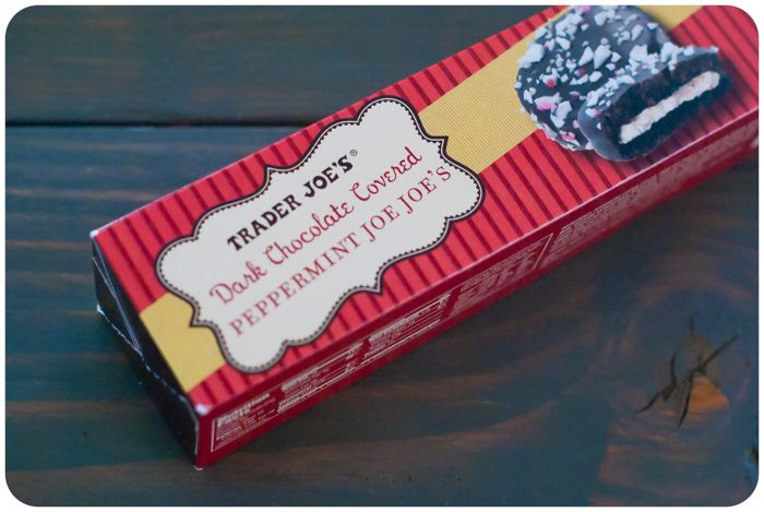 Trader Joe's Dark Chocolate Covered Peppermint Joe Joe's review