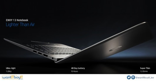 Which is the World's Thinnest Laptop?