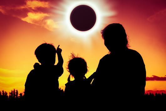 When and Where is the Next Total Solar Eclipse in the USA? • PointsLounge