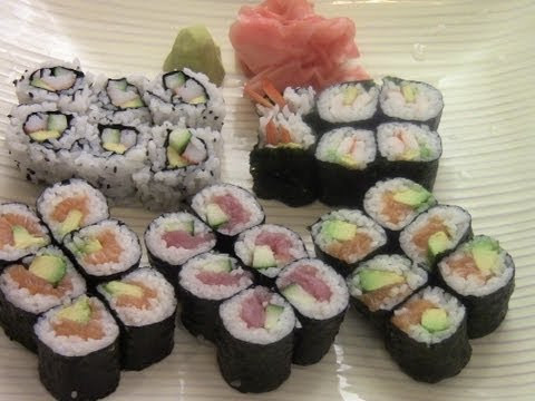You searched for sushi - Rock your Meal