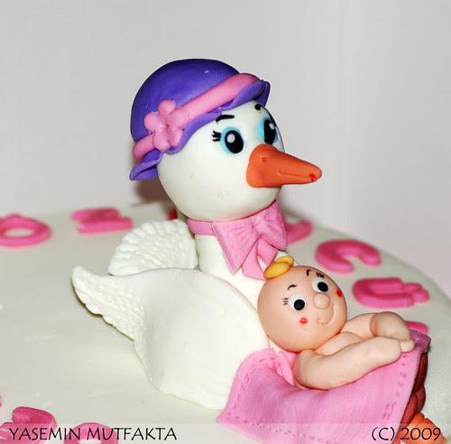 Leylek Pasta / Stork Cake