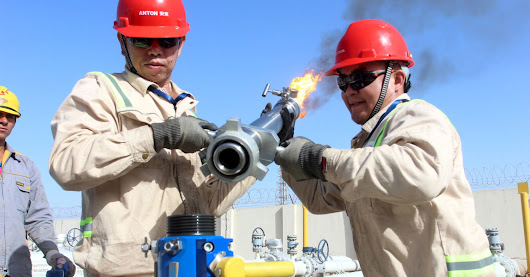 Oil prices should grind higher into the $60s later this year, RBC's Croft says