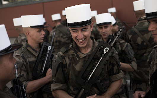Why young men queue up to die in the French Foreign Legion – Robert Twigger | Aeon Essays