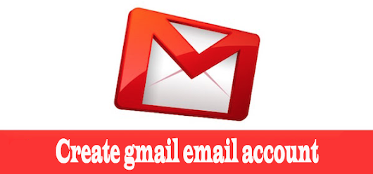 how to create a google email