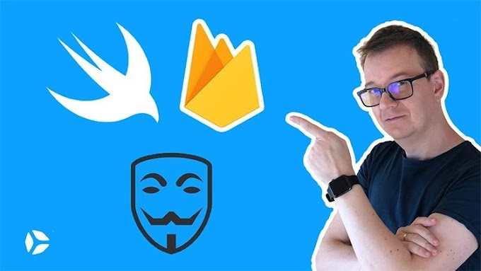 [100% Off UDEMY Coupon] - Anonymous and Passwordless Sign In with Firebase in Swift 5