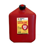 Midwest Can 5610 Fmd Gasoline Container, 5 Gallon Gas Can