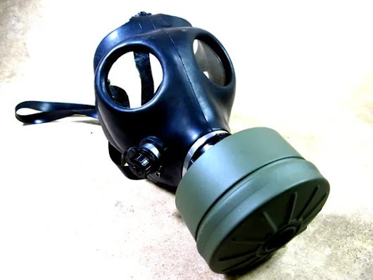 8 Things You Should Know Before Buying a Gas Mask –