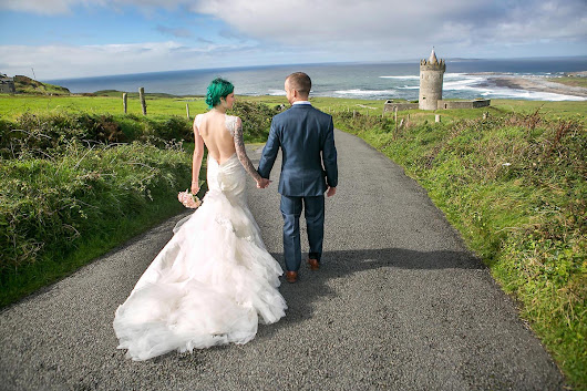 Doolin Wedding - Sara & Kevin | Yvonne Vaughan Photography