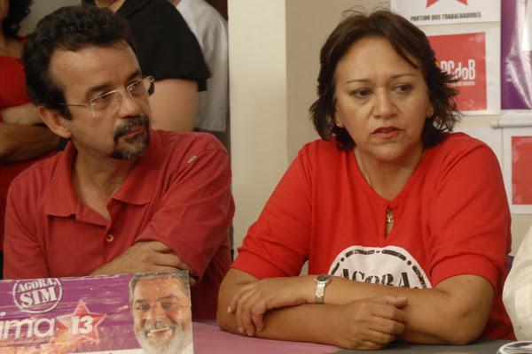 Deputado Fernando Mineiro e deputada Fátima Bezerra devem tomar a decisão sobre segundo turno até o final da semana