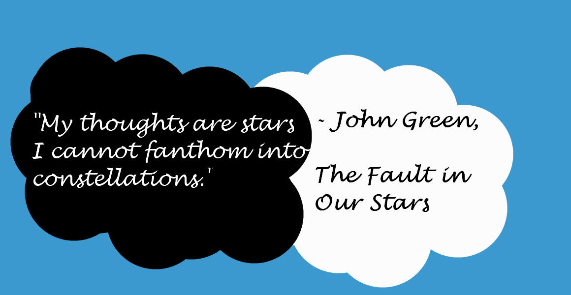 Book Review The Fault In Our Stars By John Green Between The Lines
