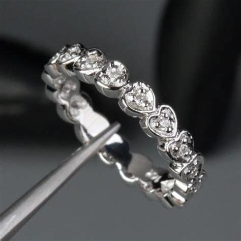 Diamond Wedding Bands Wedding Anniversary Rings   LOGR