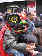 Little Dragon @ Chinese New Year, NYC
