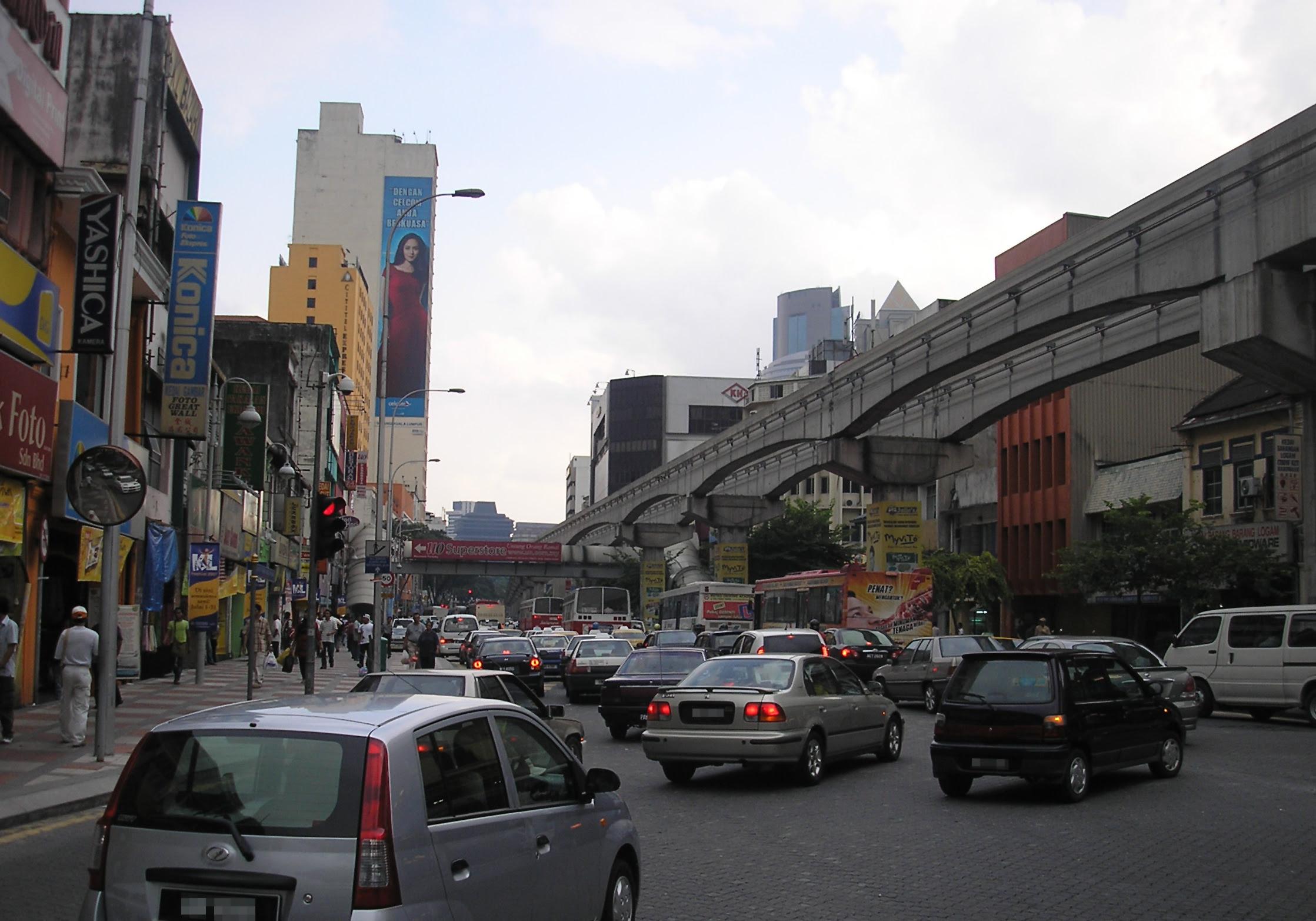 Kenapa Chowkit Di Sebut Pasar Aceh?