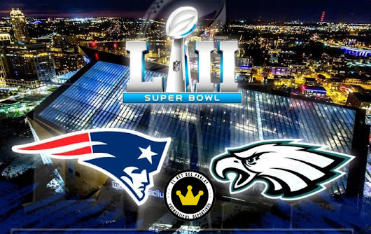 NFL | Pronostico Super Bowl LII: Philadelphia Eagles vs. New England Patriots