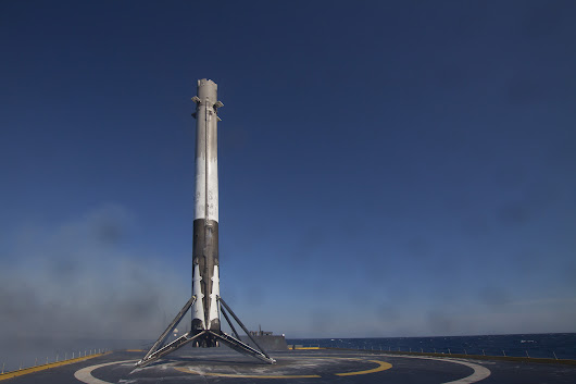 Your hypothetical questions, answered: SpaceX prepares to refly rocket booster