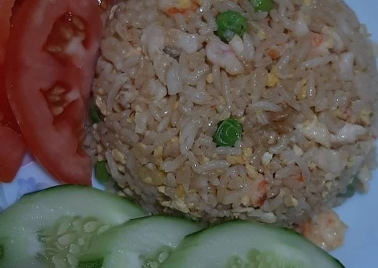 How to Cook Appetizing Fried rice 🥰 - Media Bisnis Kuliner