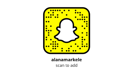 Add me on Snapchat!