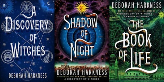 So Excited for The World of All Souls by Deborah Harkness