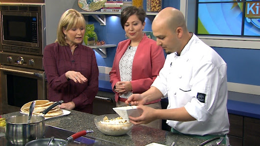 Celebrating Syrian cuisine: Recipe for Fatteh