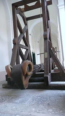Medieval Battering Ram