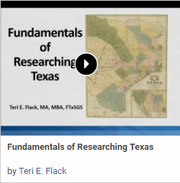 Fundamentals of Researching Texas by Teri E. Flack
