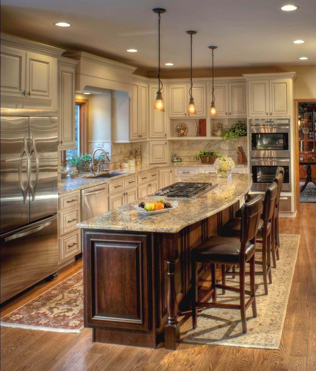 30 Kitchen Design Examples – Send Ideas Covers Kitchen ...
