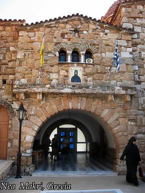 Sfântul  Mare  Mucenic  Efrem  cel  Nou 26
