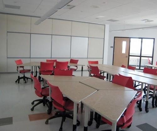 Interior Design Classes At A School Full Of Color