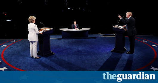 Debate fact-check: Clinton and Trump's claims reviewed | US news | The Guardian
