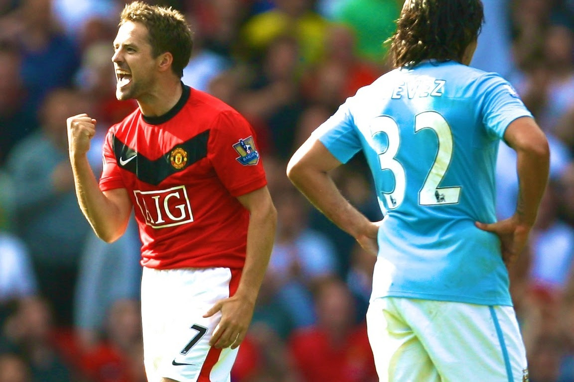 Manchester City vs. Manchester United: 10 of the Best ...