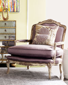 "Old Hickory Tannery ""Olivia"" Chair"