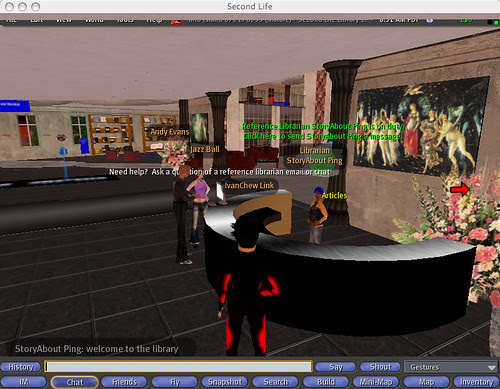 screenshot_Info Island - Second Life Library 2.0.