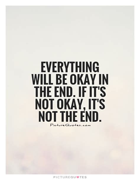 Everything Gonna Be Fine Quotes