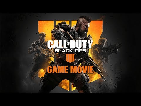 Call Of Duty Black Ops 4 - Game Movie