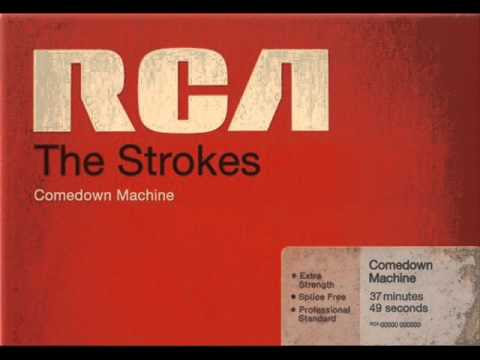 50 / 50 BY THE STROKES