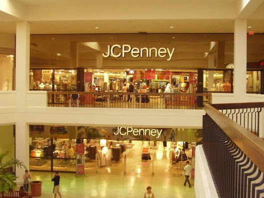 J.C. Penney to reportedly close at least 130 stores