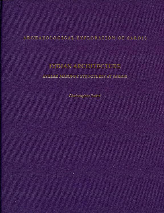 Lydian Architecture: Ashlar Masonry Structures at Sardis