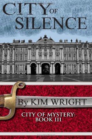 City of Silence (City of Mystery #3)