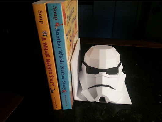 3D Prints Related to Books: A Collection by MakePrintable