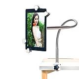 タブレットPC/iPad2/iPad3/iPhone/アイフォン/アイホン スマートホン/スマホ/android/アンドロイド端末用アクセサリ シンプルなアームスタンド 360度回 (ブラック)