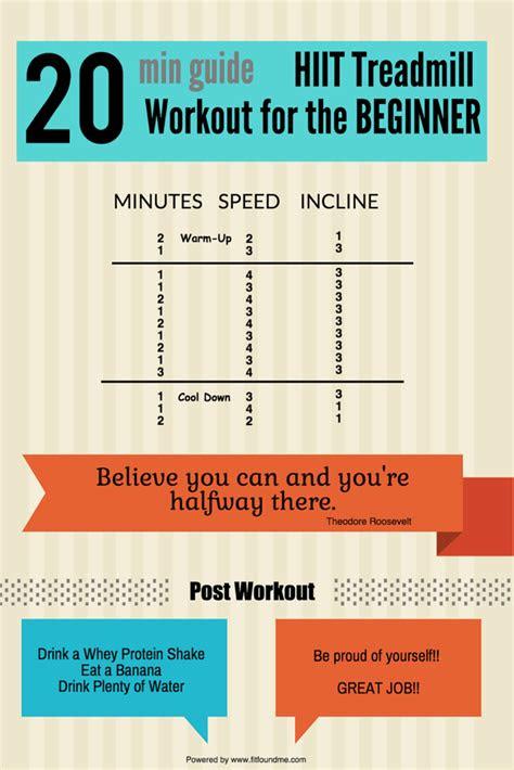 hiit treadmill workout  beginners  women