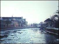 Río Oder