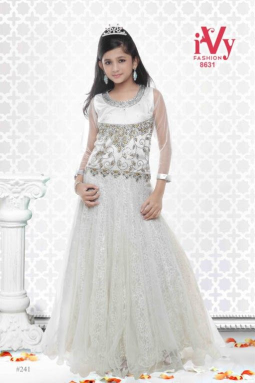 Trade-india-Summer-Anarkali-Beautiful-Cute-Eid-Dresses-2013-For-Kids-Childrens-1