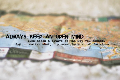 Famous Quotes About Open Mind Sualci Quotes