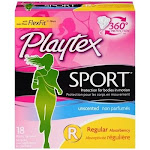Playtex Sport Plas R/unsc Tmp 18