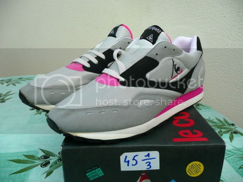 zone7style vintage le coq sportif running shoes. Black Bedroom Furniture Sets. Home Design Ideas