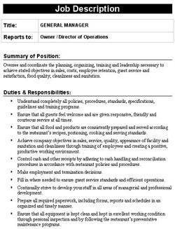 job spec templates