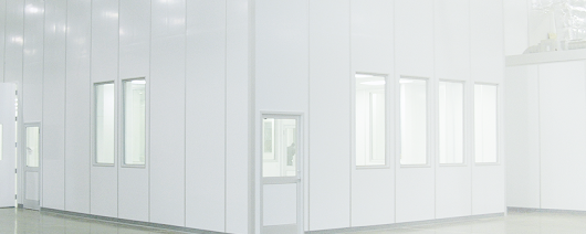 Manufacturing Cleanrooms - Precision Cleanrooms