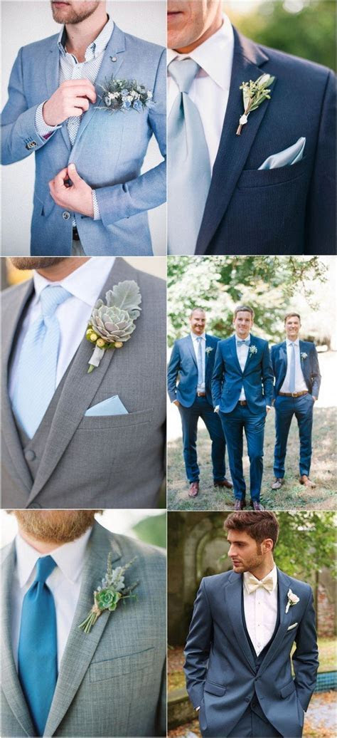 24 Brilliant Dusty Blue Wedding Color Ideas   Oh Best Day Ever
