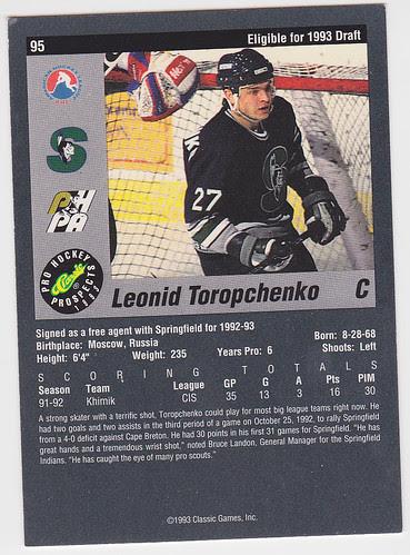 Leonid T Back